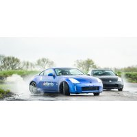 Click to view details and reviews for 24 Lap Nissan 350z Silver Drifting Experience In Hertfordshire.