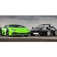 4 Car Weekday Supercar Experience - Experience Gifts