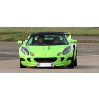Lotus Thrill Ride Driving Experience - Thrill Gifts