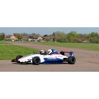 Single Seater Formula Ford or Renault Driving plus High Speed Passenger Ride - Renault Gifts