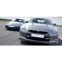 Junior Supercar Driving Thrill With Hot Lap - Thrill Gifts
