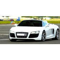 Audi R8 Driving Thrill With Hot Lap - Audi Gifts