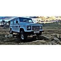 Full Day Land Rover Experience (Private) - Land Rover Gifts