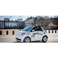 Four-Seater Self Driving Tour of London - London Gifts