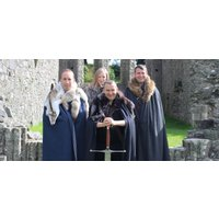 Game Of Thrones Tour with Dire Wolves and Castle Ward - Belfast - Game Of Thrones Gifts