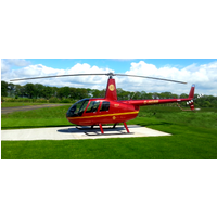 Glasgow City Helicopter Sightseeing Tour for Three - Glasgow Gifts