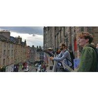 Guided Architecture Tour of Edinburgh Old Town - Architecture Gifts