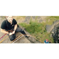 Half Day Rock Climbing Introduction for 2 - South Wales - Rock Climbing Gifts