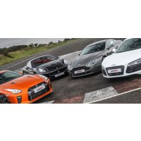 Junior 4 Supercar Blast in Tockwith - Supercar Gifts