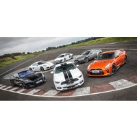 Junior 5 Supercar Blast in Tockwith - Supercar Gifts