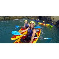 Sea Kayaking in Pembrokeshire - Half Day - Kayaking Gifts