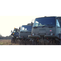 Click to view details and reviews for Three Vehicle Military And Fire Engine Driving Experience.