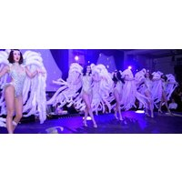 London Luxury Cabaret Show And Dinner for Two - Luxury Gifts