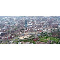 Manchester Helicopter Buzz Flight for Three - Manchester Gifts
