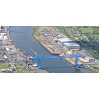 Middlesbrough & The River Tees Air Tour - Extreme Sports Gifts