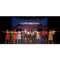 London Theatre Show and Afternoon Tea For Two - Musical Theatre Gifts