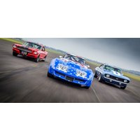 Movie Cars Driving Experience - 3 Cars - Movie Gifts