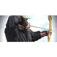 Nottinghamshire Target Shooting Triple - Archery, Air Rifle & Catapults - Archery Gifts