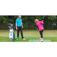 9 Hole Golf Lesson With a PGA Professional For Two - Golf Gifts