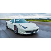 Junior Platinum Supercar Driving Blast With Hot Lap - Fathers Day Gifts