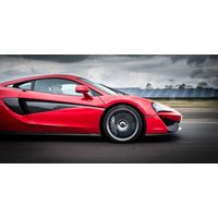 Junior Platinum Supercar Driving Thrill With Hot Lap - Fathers Day Gifts