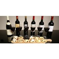 Vintage and Estate Red Wine and Cheese Tasting for Two - Alcohol Gifts