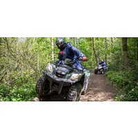 Quad Biking and Axe Throwing Experience for Two - Quad Biking Gifts