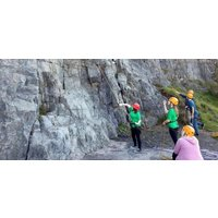 Rock Climbing and Abseiling Introduction for 2 - South Wales - Rock Climbing Gifts