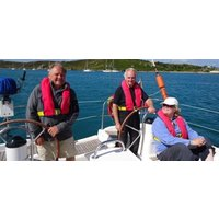 Weekend Sailing Lessons Pembrokeshire - Sailing Gifts