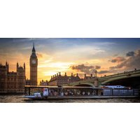 Premier Thames Lunch Cruise for Two - Thames Gifts