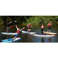 Stand Up Paddleboarding Introduction - Bristol - Laughing Gifts