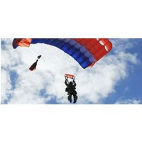 Click to view details and reviews for Static Line Parachute Jump Raps Wiltshire.