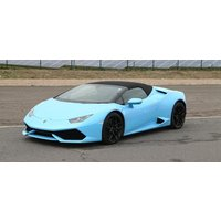 Double Diamond Supercar Driving Blast With Hot Lap - Fathers Day Gifts