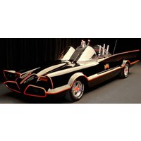 Super Hero Movie Car Driving Experience - Movie Gifts