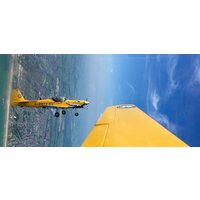Click to view details and reviews for West Sussex Top Gun Aerobatic Flying Experience Weekdays.