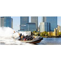 Thames RIB Canary Wharf Experience - Adult - Adult Gifts