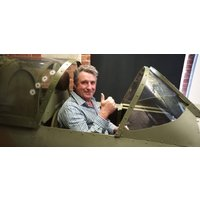 Click to view details and reviews for Two Hour Spitfire Flight Simulator In Warwickshire.