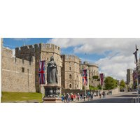 Entrance to Windsor Castle with Overnight Break for Two - Days Out Gifts