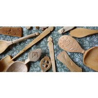 Full Day Wooden Spoon Carving Course in Edinburgh - Wooden Gifts