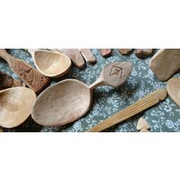 Two Day Wooden Spoon Carving Course in Edinburgh - Wooden Gifts
