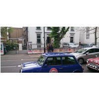 The Beatles London Tour in a Mini Cooper - The Beatles Gifts
