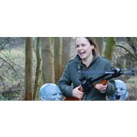 Triple Zombie Shooting Experience - Nottinghamshire - Zombie Gifts