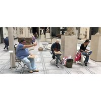 Drawing Workshop at the V&A for Adults - London - Drawing Gifts