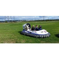 Family Hovercraft Experience in Cheshire for 2 - Experiences Gifts