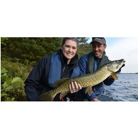 Guided Pike Fishing Trip in Scotland - Scotland Gifts