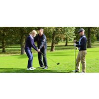 PGA Professional 60 Minute Golf Lesson For Two - Golf Gifts