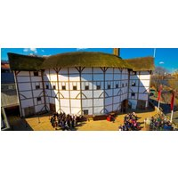 Thames Cruise + Globe Theatre Experience For Two - Musical Gifts