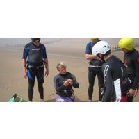 Click to view details and reviews for 1 Day Camber Sands Kitesurfing Course.