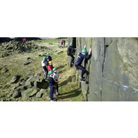 Yorkshire Rock Climbing Experience For 4 - Rock Climbing Gifts