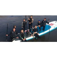 Stand Up Paddleboarding Lesson - Northumberland - Laughing Gifts